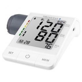 Vérnyomásmérő felkaros okos - Medisana, BU 530