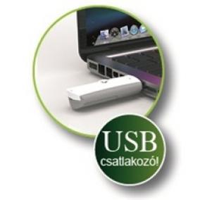 Ultrahangos illóolaj párologtató - USB-s