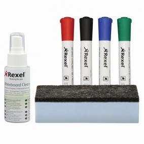 Kezdőkészlet fehértáblákhoz REXEL