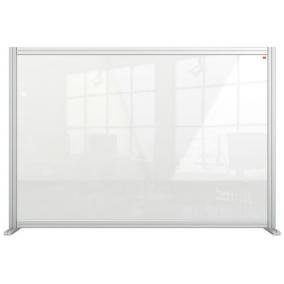 Válaszfal, asztali, akril, 1400x1000 mm, NOBO