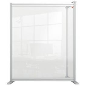 Kiegészítő panel, asztali, akril, 800x1000 mm, NOBO