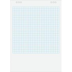 Flipchart papír, négyzethálós, 65x91 cm, 5x20 lap [100 lap]