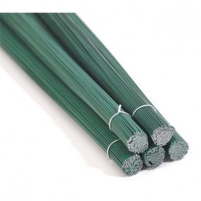 Vágott drót 1,0 mm x 40 cm zöld 0,5 kg