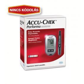 Vércukormérő Accu-Check Performa Kit
