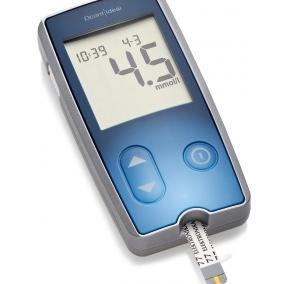 Vércukormérő Mérési eszközök Egészség Gyógyászat