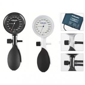 Vérnyomásmérő Riester E-Mega 1 csöves 1375-150 fekete