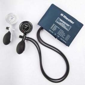 Vérnyomásmérő Riester E-Mega 2 csöves 1376-151 fekete