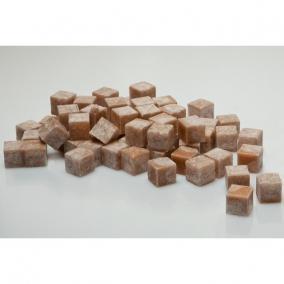 Viasz kocka illatos 3x3x3cm almás pite (8 db/szett)