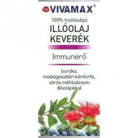 Vivamax immunerő illóolaj keverék 10 ml