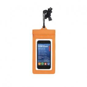 Vízálló telefontok, narancs