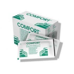 Kesztyű steril púderes COMFORT 7.5-es [min: 50pár]