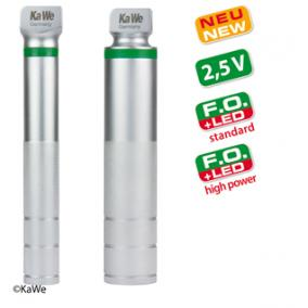 Laringoszkóp nyél KaWe FO LED high power 28 mm