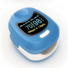 Pulse-Oximeter 50Q Baby világoskék