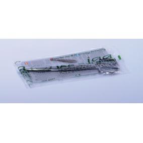 Sebészeti olló egyenes tompa/hegyes 14 cm