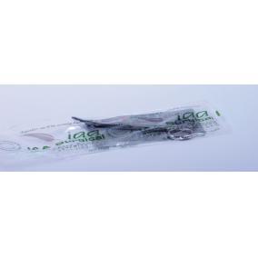 Sebészeti olló hajlított tompa/hegyes 14 cm
