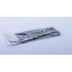Sebészeti olló hajlított tompa/tompa 18 cm