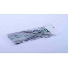 Érfogó hajlított moszkító 12,5 cm
