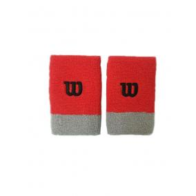 Wilson Extra Wide W Wristband Infared/all [méret: NS]