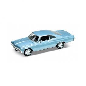 Welly Chevrolet Impala SS 396 1965, 1:24
