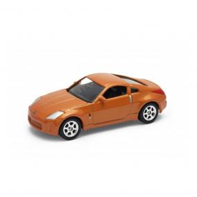 Welly Nissan Fairlady Z kisautó, 1:60-64