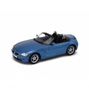 Welly BMW Z4 kék kisautó, 1:24