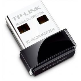 Mini USB WiFi Adapter [150 Mbps] TP-LINK TL-WN725N