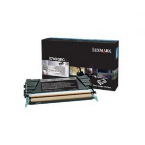 Lexmark [X74x] X746H3KG [BK] 12K toner (eredeti, új)