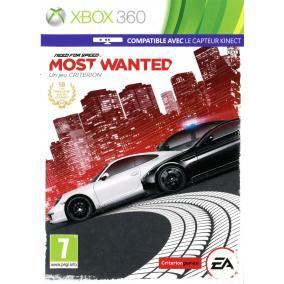 Xbox 360 - Need for Speed Most Wanted Classic Hits 2