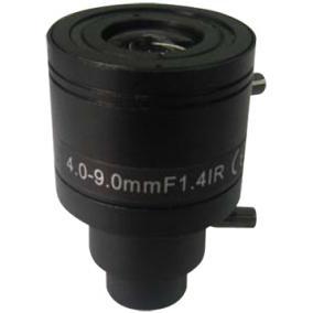 Zoom panelkamera lencse FEIHUA FH-0409BM-HR