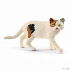 Amerikai rövid szőrű macska 13894 Schleich