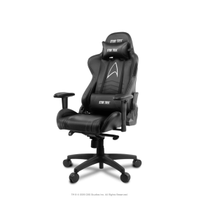Arozzi Gaming Chair  - Star Trek Edition - Black