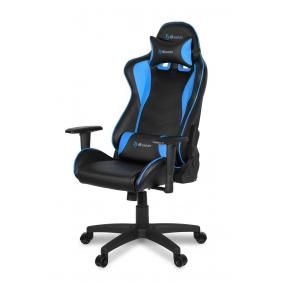 Arozzi Mezzo V2 Gaming Chair - Fabric - Blue