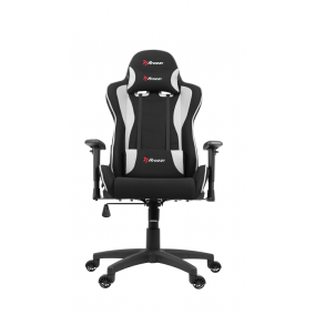 Arozzi Mezzo V2 Gaming Chair - Fabric - White