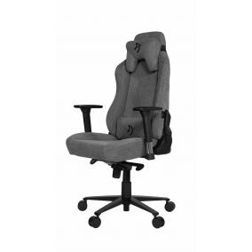 Arozzi Vernazza Soft Fabric Gaming Chair Ash