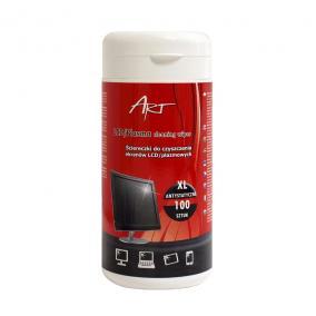 ART AS-14 LCD / TFT monitortisztító kendő XL (100db/csomag)