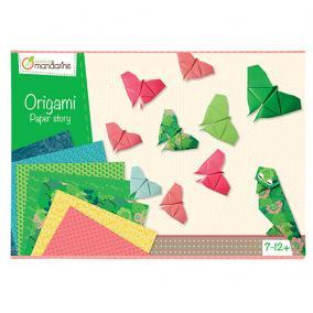 Avenue Mandarine 42720O Origami