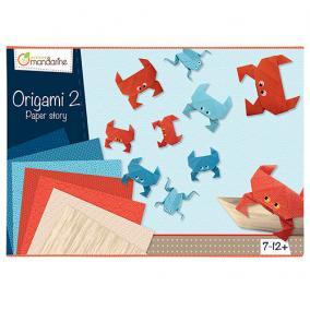 Avenue Mandarine 42721O Kreatív doboz, Origami 2