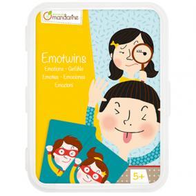 Avenue Mandarine CO151C Emotwins párosító kártyajáték