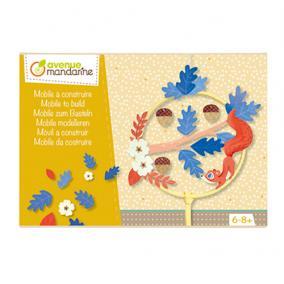 Avenue Mandarine CO170C Kreatív doboz, Építhető Dekoráció