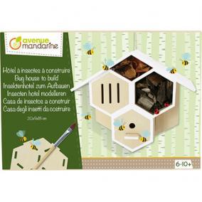 Avenue Mandarine CO173C Kreatív doboz, Építs Bogár Házat