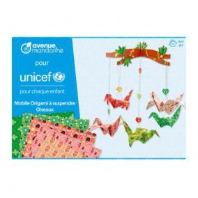 Avenue Mandarine CO199C Collection UNICEF, Origami