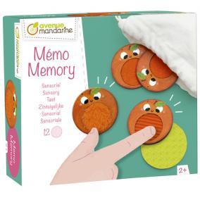Avenue Mandarine JE524C Tapintós memória játék