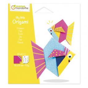 Avenue Mandarine OR510C Én Kicsi Origamim,Halak