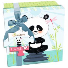 Avenue Mandarine PU008O Puzzle, Yoga Panda