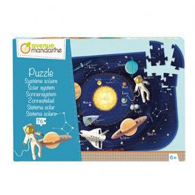 Avenue Mandarine PU017C 76 db-os puzzle - Naprendzser