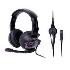 AverMedia Gaming Headset SonicWave GH337 Black
