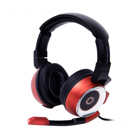 AverMedia Gaming Headset SonicWave GH337 Red