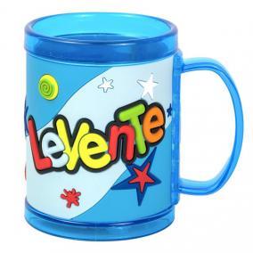 Az én nevem - Az én poharam, Levente