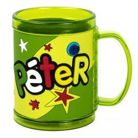 Az én nevem - Az én poharam, Péter
