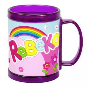Az én nevem - Az én poharam, Rebeka